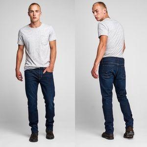 Hudson I LIKE NEW Byron 5-Pocket Straight Jeans 33
